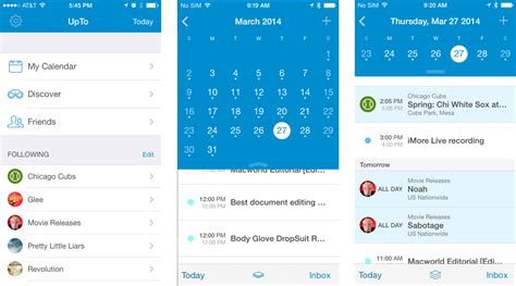 best iphone calendar app best calendar apps for iphone imore