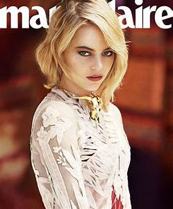 EMMA STONE in Marie Claire Magazine, September 2017 Issue ...