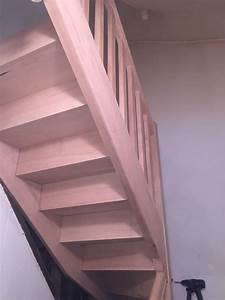 Fabriquer Son Escalier : installer son escalier peinture menuiserie et isolation ~ Premium-room.com Idées de Décoration