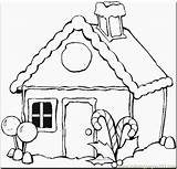 Coloring Pages Houses Architecture Printable Buildings sketch template