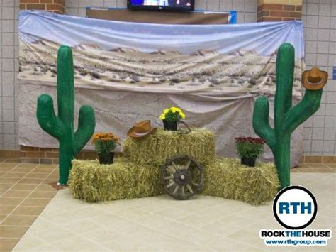 western theme decorations cleveland school dance djs