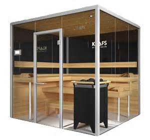 Klafs Schwäbisch Hall : the elegant sauna made purely from glass by klafs ~ Yasmunasinghe.com Haus und Dekorationen