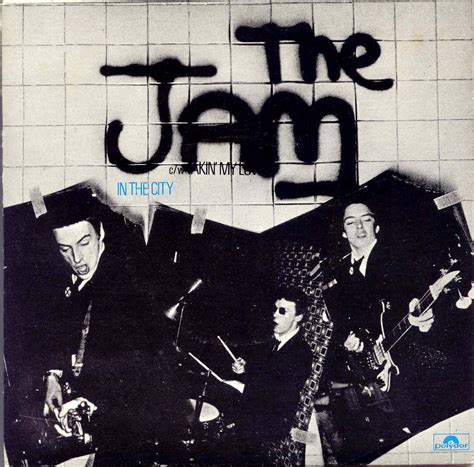 "The Jam ""in The City""  Rock God Cred"