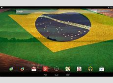 3D Brazil Flag Live Wallpaper – Apps para Android no
