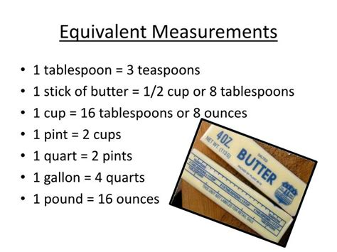 how many cups is 1 lb of powdered sugar ppt basic cooking skills test powerpoint presentation id 2119875