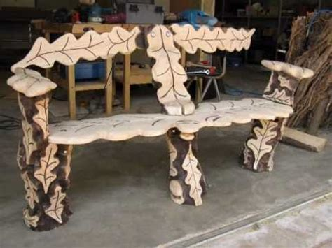 small furniture plans woodworking projects  chainsaw