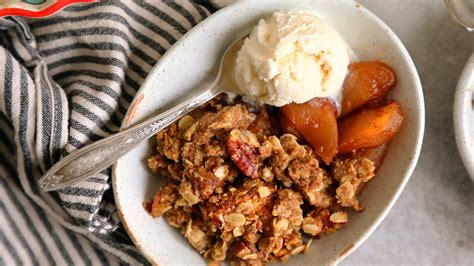 apple crumble recipe nyt cooking