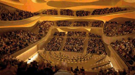 la philharmonie de une d 233 rive pr 233 occupante