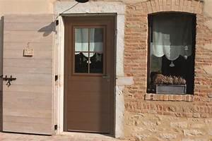 dimension porte entree porte d 39 entr e menuiseries int With porte d entrée alu avec extracteur humidite salle bain