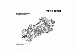 Voith Retarder 115e Service Manual Pdf Download