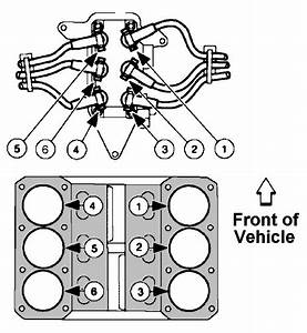 What Is The Firing Order For 2003 Ford Tk  With A 4 2