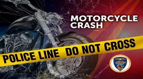 lakeland police  investigating fatal motorcycle