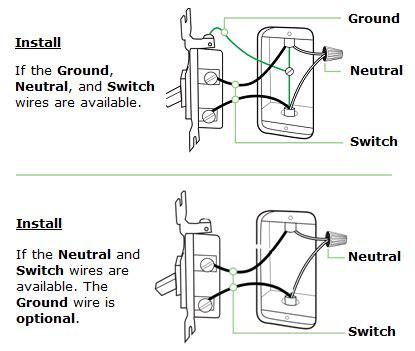 Belkin Official Support Wiring Your Wemo Smart