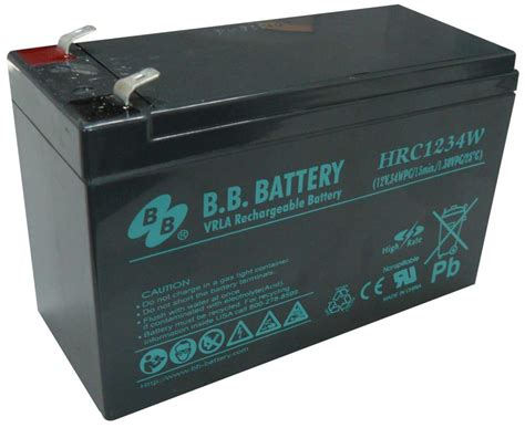 b batterie 12v 9ah battery sealed lead acid battery agm b b battery hrc1234w 151x65x94 mm lxwxh