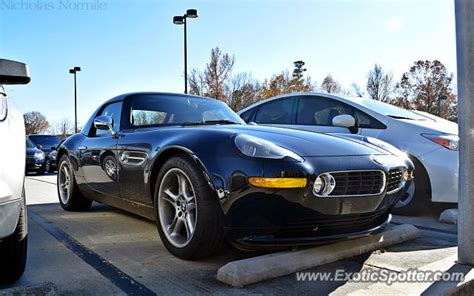 Bmw Z8 Spotted In Charlotte, North Carolina On 12/02/2016