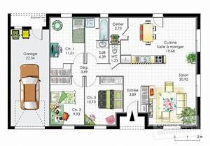 maison pour primo accedants 1 detail du plan de maison With logiciel de plan maison 6 plan villa f4