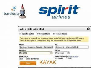 Sign Up For Cheap Flight Alerts 1-2 Three Months Before ...