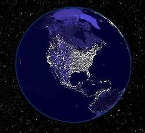 Our Planet at Night