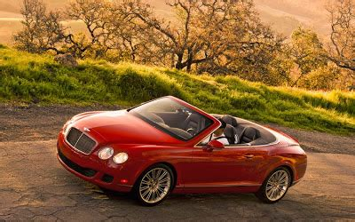 Modifikasi Bentley Continental by Gambar Modifikasi Spesifikasi Mobil Oktober 2010