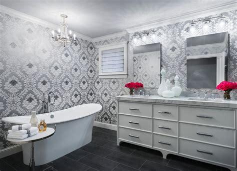 bathroom wallpaper decorating ideas  home ideas