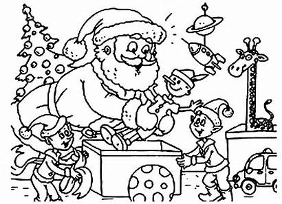 Coloring Elf Shelf Pages Sheets Sized