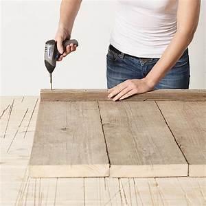 Assembler 2 Planches Perpendiculairement : r aliser un banc avec des planches en bois galerie ~ Premium-room.com Idées de Décoration