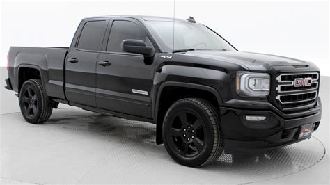 2016 Gmc Sierra 1500 Elevation 4wd From Ride Time In