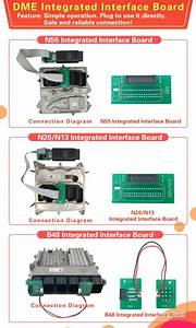 How To Use Yanhua Mini Acdp Integrated Interface Board