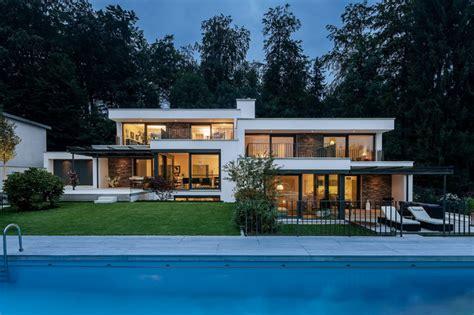Moderne Häuser München by Villen Am Hang Modern H 228 User M 252 Nchen Kutschker