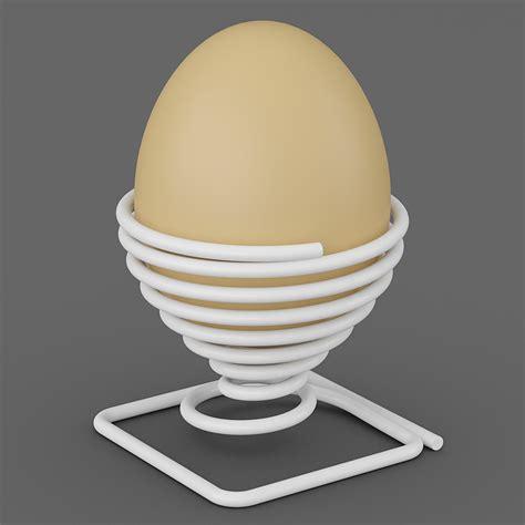 model home interior designers egg holder square 3d model max obj fbx stl