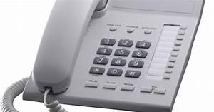 Telepon Panasonic Kx-ts825
