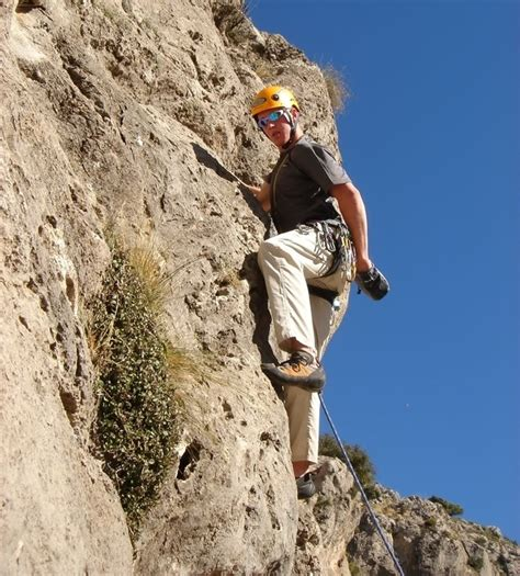 Rock Climbing Near Granada The Alpujarras