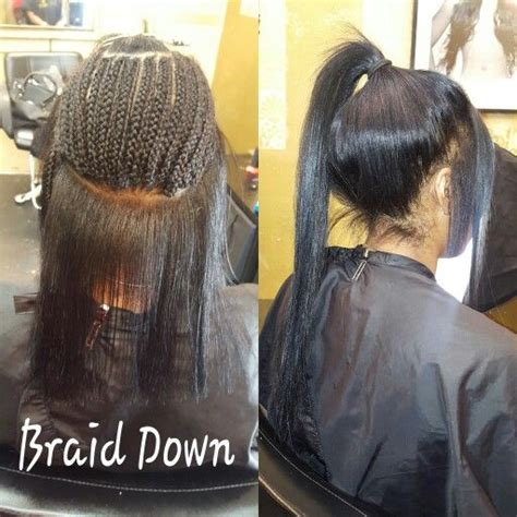 Sew In Ponytail Hairstyles by 657 Best Sew In Hairstyles Images On Black