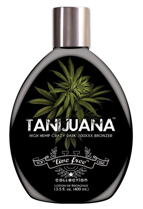 tanning bed lotions with bronzer new for 2014 asz u tanijuana 100x hemp bronzer