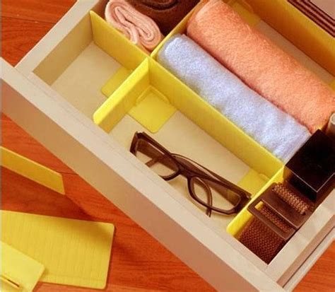 kitchen drawer organizer diy nc diy drawer divider for socks kitchen tools 4720