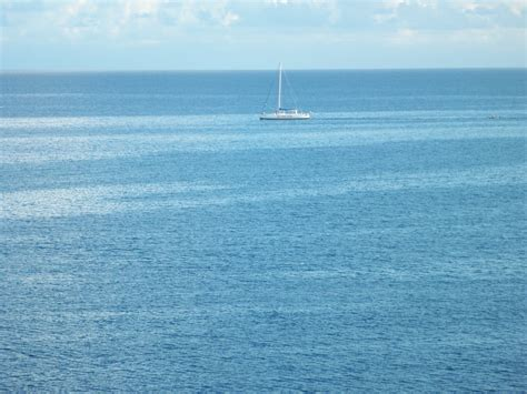 Sailboat At Sea by Miscellaneous On Cruise Ship Cruise Critic