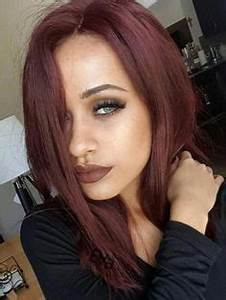 Loreal Hicolor Cool Light Brown L 39 Oreal Hicolor Highlights Intense Red Hair Beauty