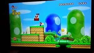 Passage Secret Canon Monde 1 New Super Mario Bros Wii