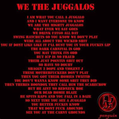 Juggalette Love Quotes
