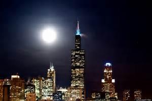 Top Of Sears Tower Night | www.pixshark.com - Images ...