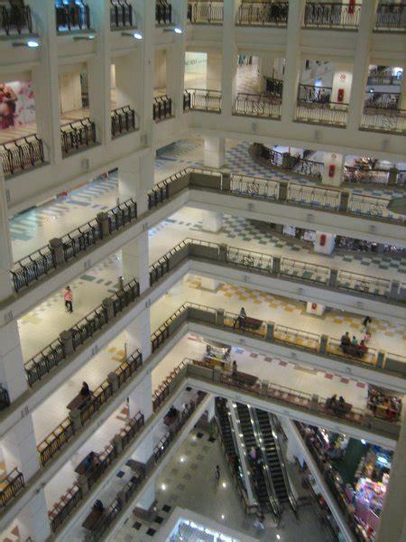 berjaya times square shopping mall photo