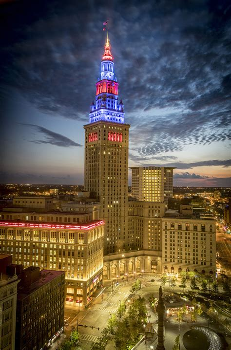 terminal tower residences apartments  rent