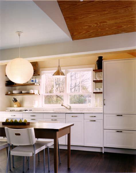 kitchen floating shelves kitchen contemporary
