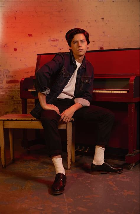 The Bench by Riverdale S Cole Sprouse Is The Newest