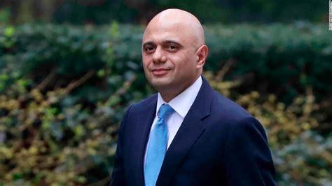 sajid javid    uk home secretary  windrush