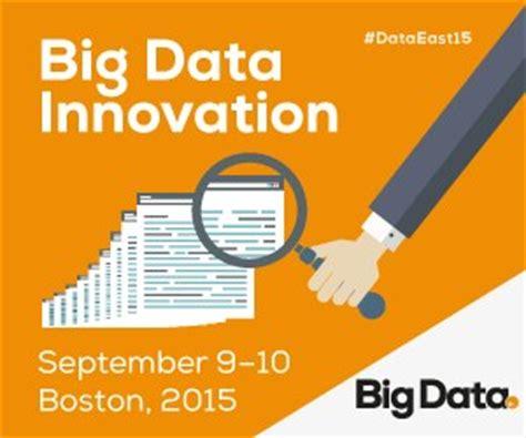 big data innovation summit boston sep