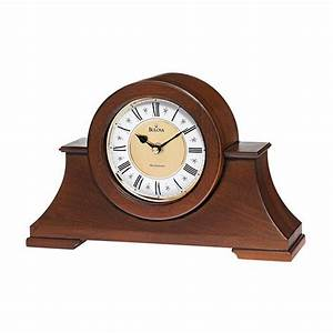 Bulova Cambria Mantel Clock with Westminster Chime Model