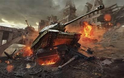 Tanks Frontiers Wallpapers
