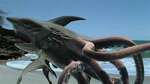 Sharktopus Versus Everything Gores Truly Horror News, Reviews and More