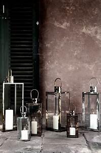 Lanterne Deco Interieur : rotin et bougies la d co scandinave a la c te deco cool ~ Teatrodelosmanantiales.com Idées de Décoration